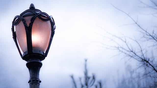 noční lampa
