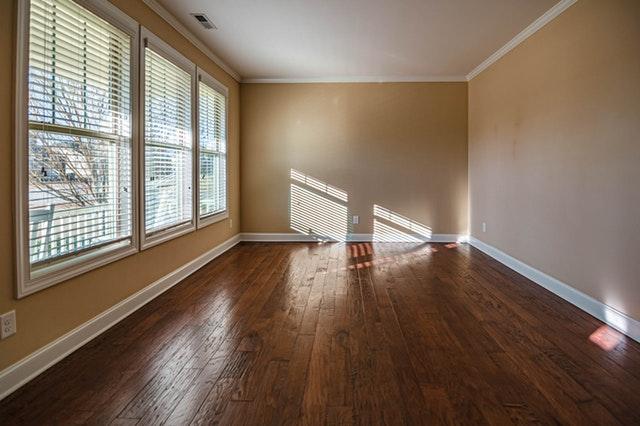 prázdná místnost, pokoj