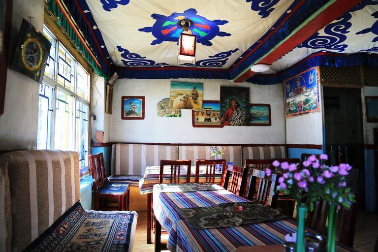 Zařízený byt v Tibetu
